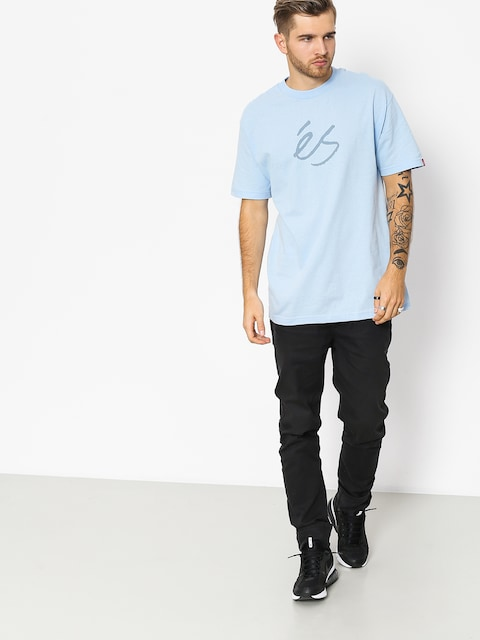 T-shirt Es Mid Script Tech