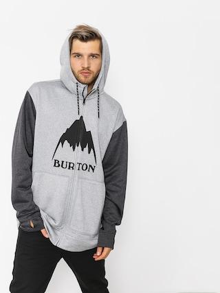 Bluza z kapturem Burton Oak ZHD (htrmnt/htrtbl)
