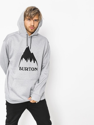 Bluza z kapturem Burton Oak HD (monument heather)