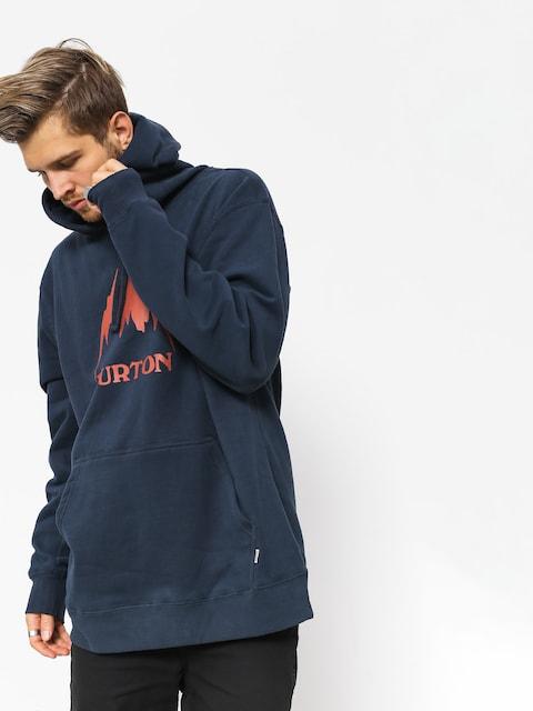 Bluza z kapturem Burton Clssmtnhgh HD (mood indigo)