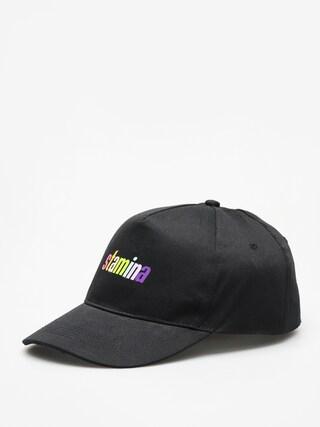 Czapka z daszkiem Majors Rainbow ZD (black)