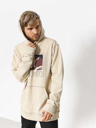 Bluza z kapturem Burton Sld Rnnr Org HD (pelican)