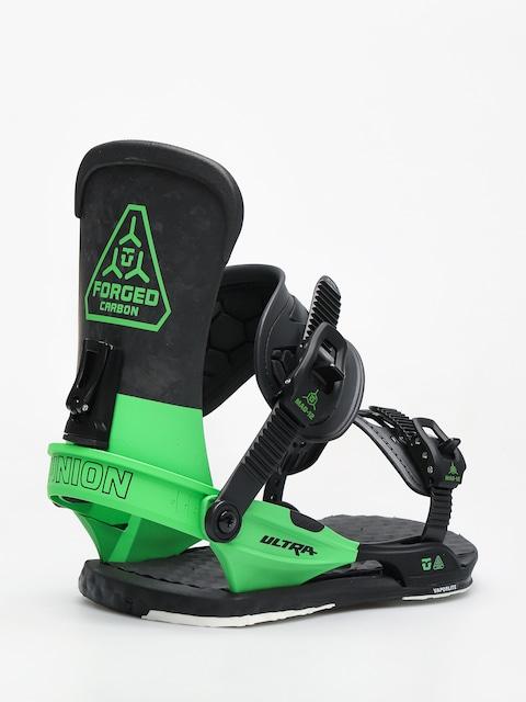 Wiązania snowboardowe Union Ultra (green)