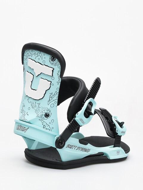 Wiązania snowboardowe Union Scott Stevens (blue)