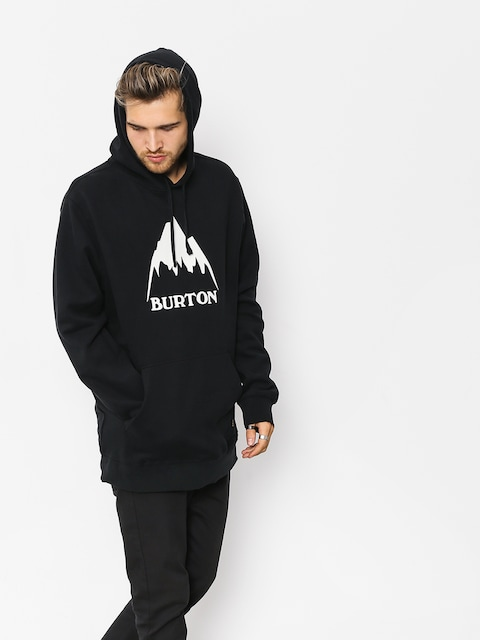 Bluza z kapturem Burton Clssmtnhgh HD (true black)
