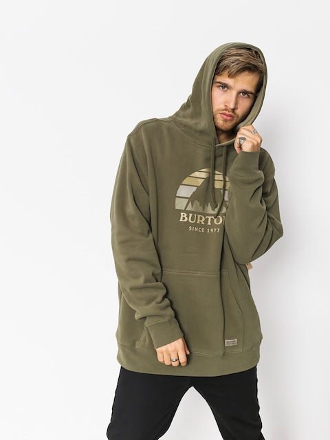 Bluza z kapturem Burton Underhill HD (dusty olive)