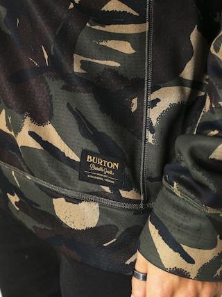 Bluza aktywna Burton Crown Bndd Crew (seersucker camo)