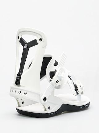 Wiązania snowboardowe Union Falcor (white)