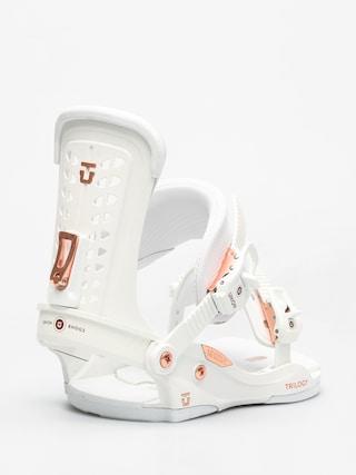 Wiązania snowboardowe Union Trilogy Wmn (white)