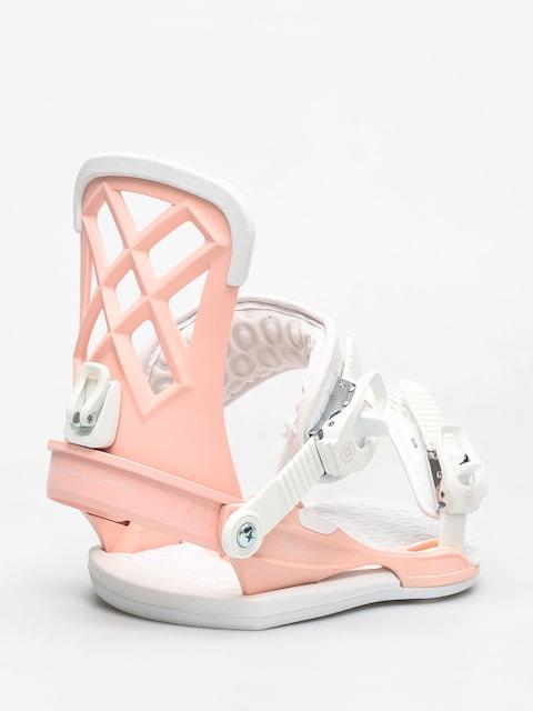 Wiązania snowboardowe Union Milan Wmn (pink)
