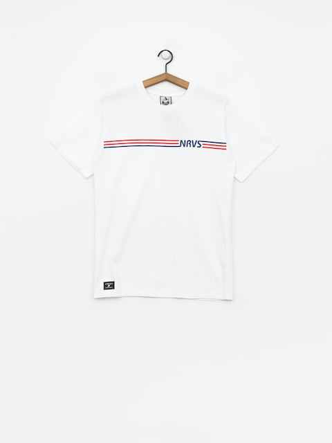 T-shirt Nervous Stripes