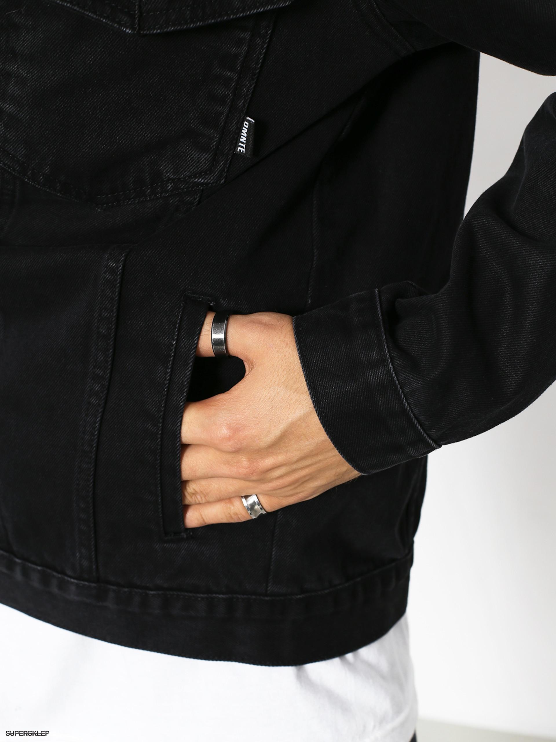 Kurtka Diamante Wear Black Pearl (black)