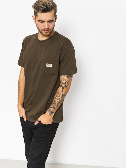 T-shirt Turbokolor Tag Pocket