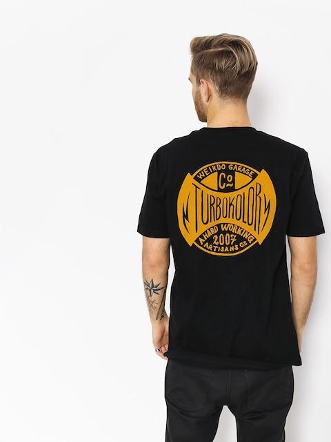 T-shirt Turbokolor Oval Logo