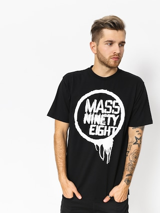 T-shirt MassDnm Return (black)