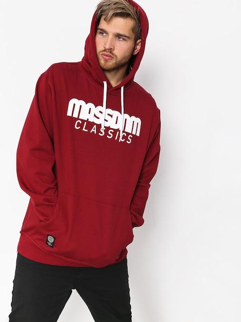 Bluza z kapturem MassDnm Classics HD
