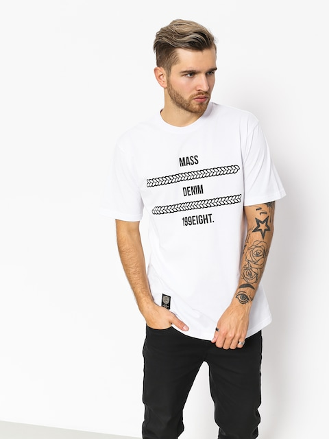 T-shirt MassDnm Line Up (white)