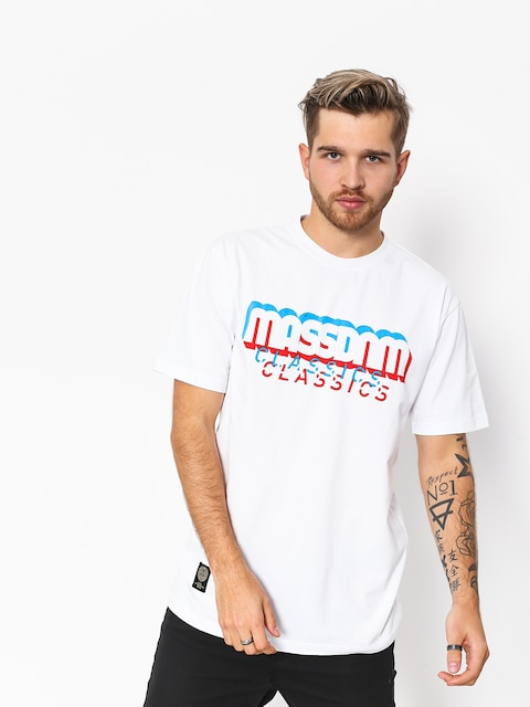 T-shirt MassDnm Sacrifice (white)