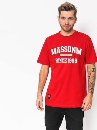T-shirt MassDnm Campus (red)