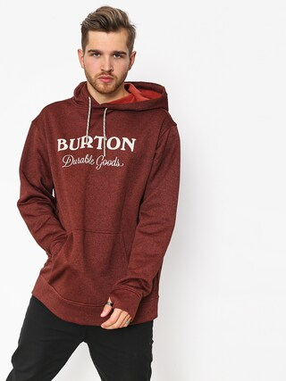 Bluza z kapturem Burton Oak HD (bitters heather)
