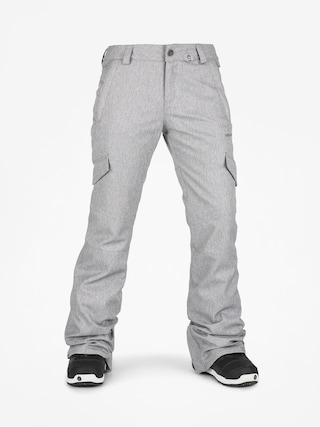 Spodnie snowboardowe Volcom Bridger Ins Wmn (hgr)