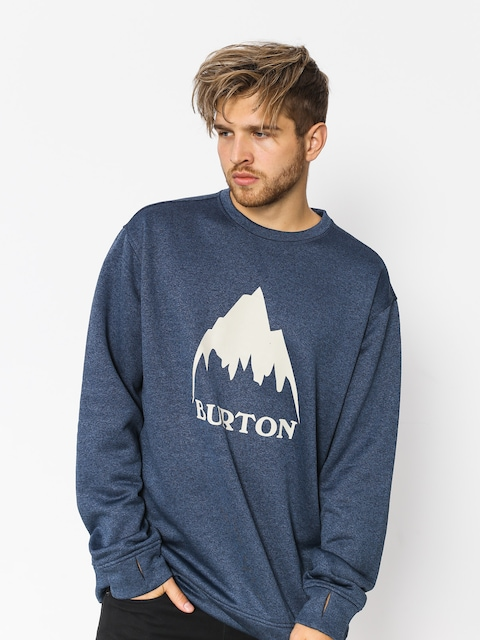 Bluza Burton Oak Crew (mood indigo heather)