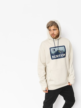 Bluza z kapturem Burton Oak HD (pelican heather)