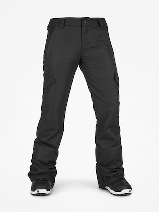 Spodnie snowboardowe Volcom Bridger Ins Wmn (blk)