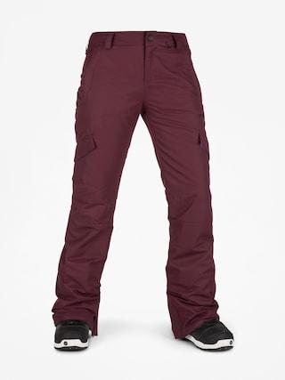 Spodnie snowboardowe Volcom Bridger Ins Wmn (mer)