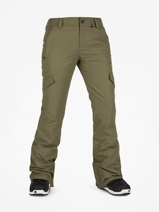 Spodnie snowboardowe Volcom Bridger Ins Wmn (mil)