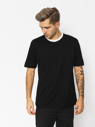 T-shirt Brixton B Shield Prt (black/off white)