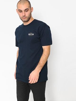 T-shirt Brixton Cinema Stt (navy)