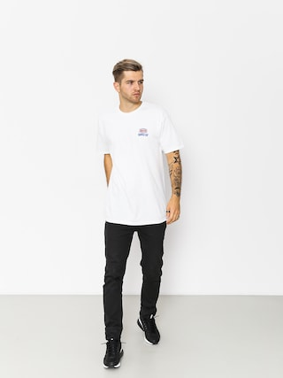 T-shirt Brixton Slade Stt (white)