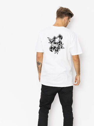 T-shirt Brixton Cruz Stt (white)