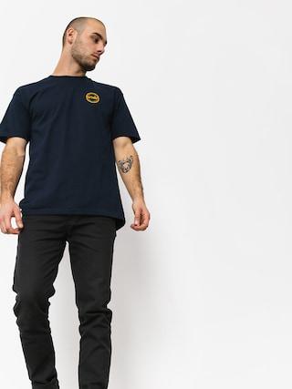 T-shirt Brixton Feldman Stt (navy)