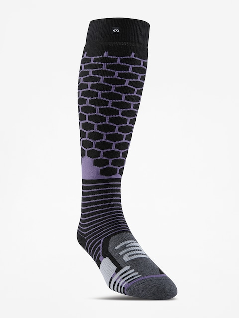 Skarpety ThirtyTwo Elite Asi Wmn (purple)