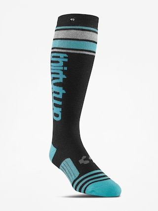 Skarpety ThirtyTwo Stripe Graphic Wmn (black)