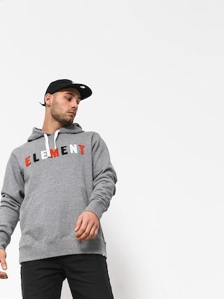 Bluza z kapturem Element Liner HD (grey heather)