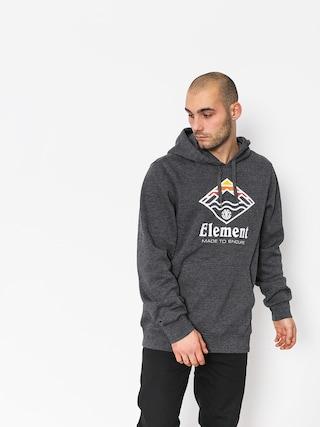 Bluza z kapturem Element Layer HD (charcoal heather)