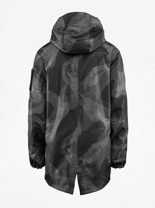 Kurtka snowboardowa ThirtyTwo Deep Creek (black/camo)