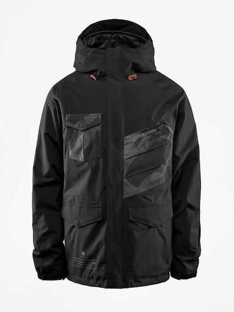 Kurtka snowboardowa ThirtyTwo Surplus (black)