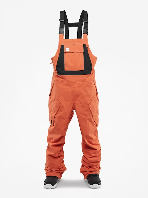 Spodnie snowboardowe ThirtyTwo Basement (orange)