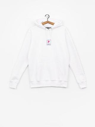 Bluza z kapturem Nervous Frame HD (white)