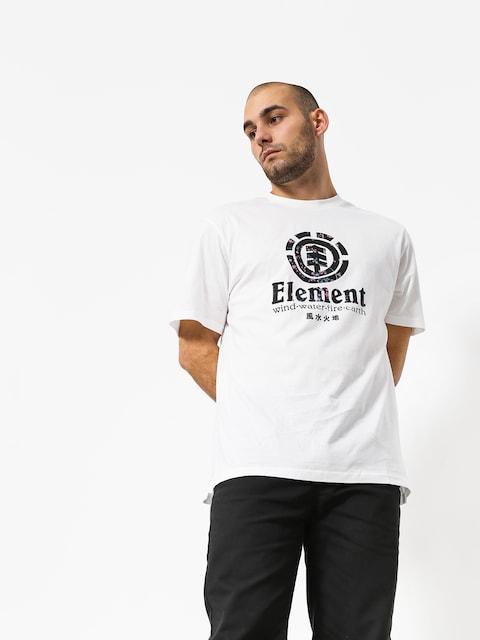 T-shirt Element Cherry Picker (optic white)