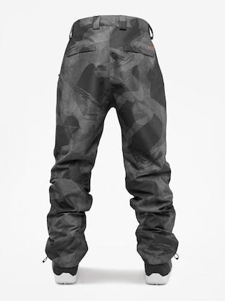 Spodnie snowboardowe ThirtyTwo Sweeper (black/camo)