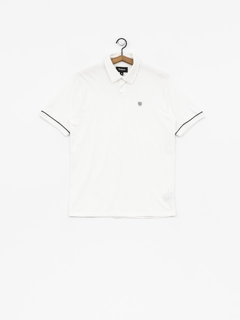 Polo Brixton Carlos (white/black)