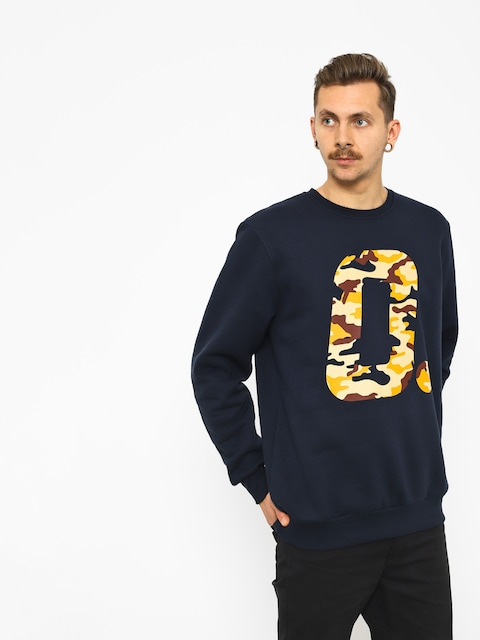 Bluza Prosto Omash Crewneck (dark navy)