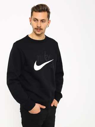 Longsleeve Nike SB Sb Top Icon Craft (black/white)