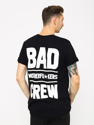 T-shirt Diamante Wear Bad Motherfuckers (black)