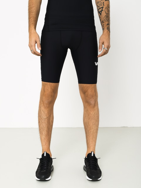 Szorty RVCA Va Compression (black)